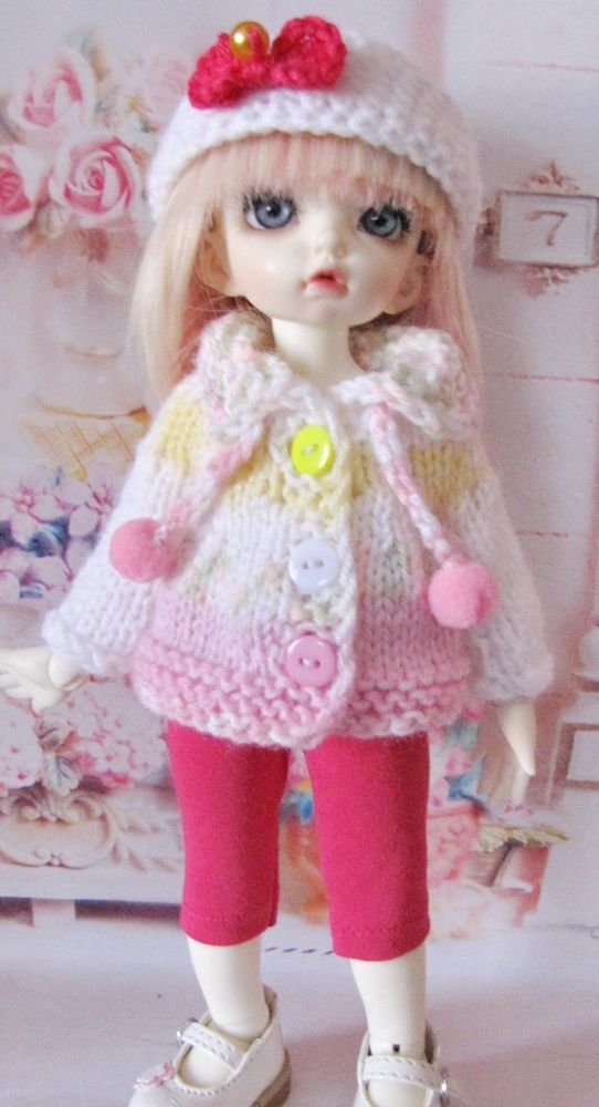 Outfit for doll 1-6-bjd-fairyland-LittleFee-Bisou