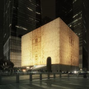Rex+releases+images+of+performing+arts+centre+for+New+York's+World+Trade+Center