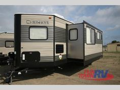 New 2017 Forest River RV Cherokee 274VFK Travel Trailer at Fun Town RV | Cleburne, TX | #139768