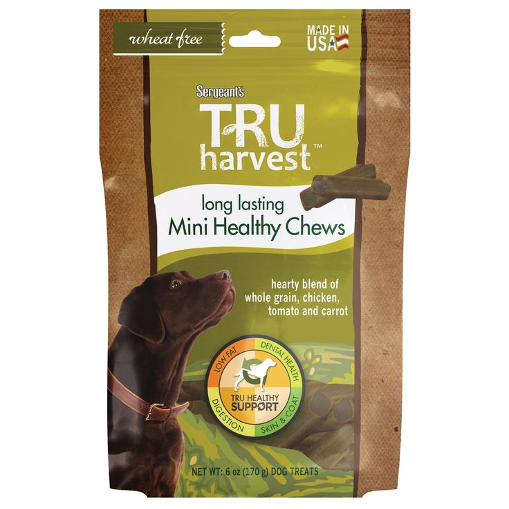 Tru Harvest Mini Dog Chew Bones