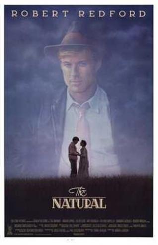 The NaturalFilm, Movie Posters, Full Movie, Basebal Movie, Baseball Movie, Robert Redford, Nature 1984, Basebal Seasons, Favorite Movie