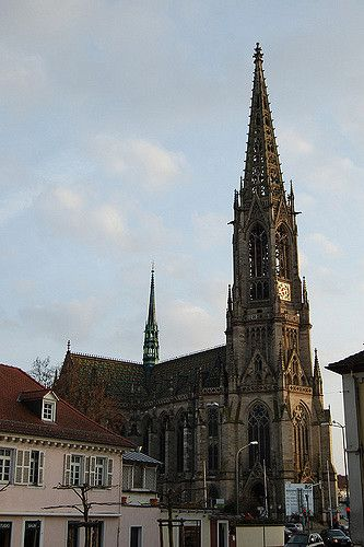 https://flic.kr/p/65Rg75   Gedächtniskirche - Speyer, Germany   The Memorial Church of the Protestation (Gedächtniskirche der Protestation) in Speyer, Germany