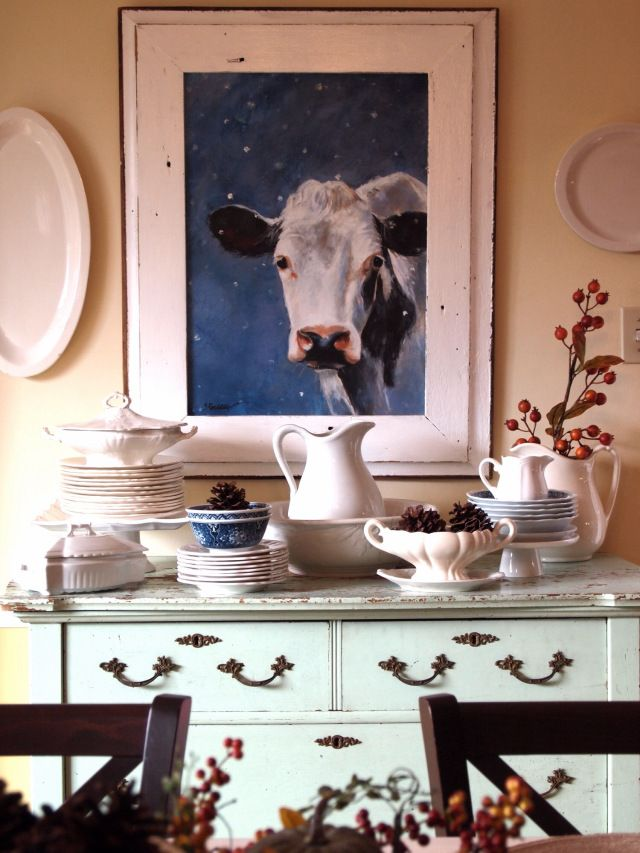 82 Best Old Cow Paintings Images On Pinterest Animal