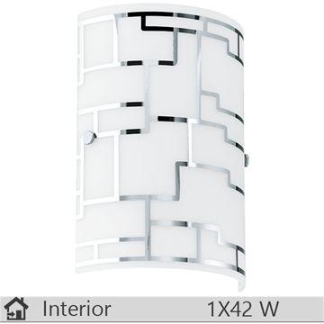 Aplica iluminat decorativ interior Eglo, gama Bayman, model  92564