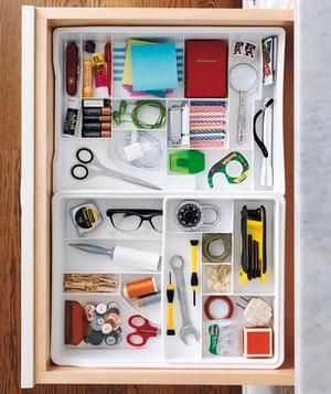 Seven steps to revamping (and reclaiming!) the messiest spot in the house: your junk drawer.