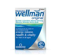 Vitabiotics -  Wellman Original