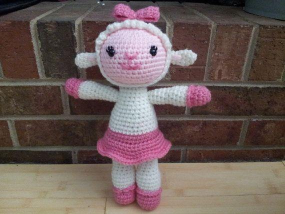 Lambie Amigurumi pattern par CookieCrumbCrochet sur Etsy, $5.50