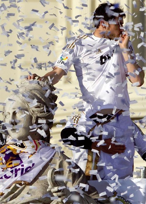 13 años del debut de Iker. Grande.