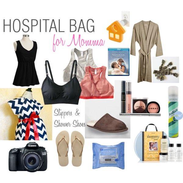 Hospital Bag packing list for the Momma