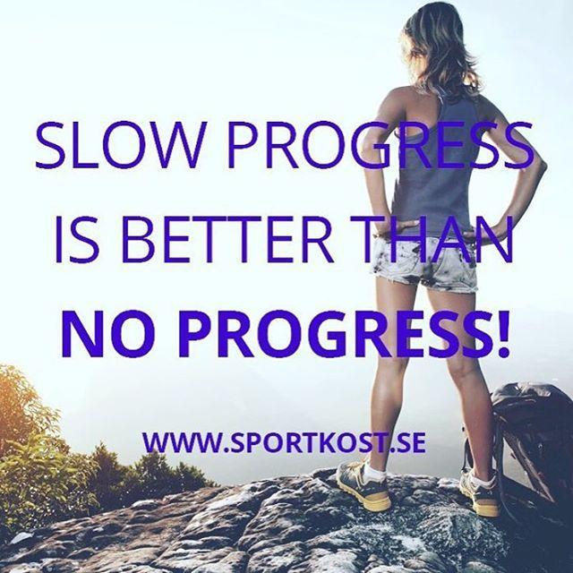 #justdoit #progress #sportkost #motivation #inspiration #mål #goal #motmintoppform #aldrigvila #tyngre