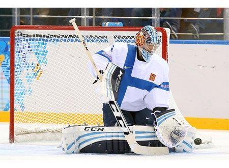 Kari Lehtonen. International Ice Hockey Federation IIHF