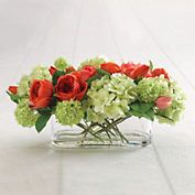 Hadley Centerpiece Bouquets, gorgeous flower arrangements, beautiful floral centerpieces for home decor Glums
