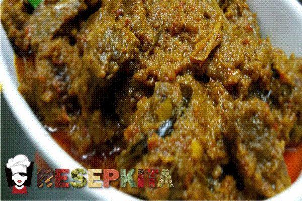 Resep Rendang Daging Sapi Dan Kambing Spesial Yang Empuk Dan Enak Resep Masakan Asia Makanan Daging Sapi