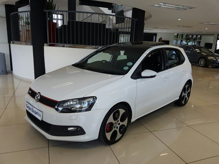 The original hot hatch but faster, with features such as leather and suede interior, panoramic sunroof, Xenon headlights, DSG, LED daytime running lights, multi-function steering wheel, auxiliary connectivity and much more... All this for only R239900.00 #instacar #instadaily #instagood #f4f #stock #volkswagen #dealership #workinghard #cargomotors #polo