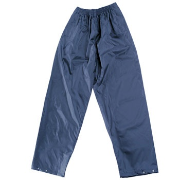 Castle Tornado Waterproof Trousers - £4.80 - Navy Waterproof overtrousers    These Tornado Waterproof Trousers are comfortable and reliable, ideal for Walking, Fishing, Work, Camping and just about anything else that requires protection from the wind and rain. These waterproof trousers are a great low cost solution to keeping the rain off while outdoors.