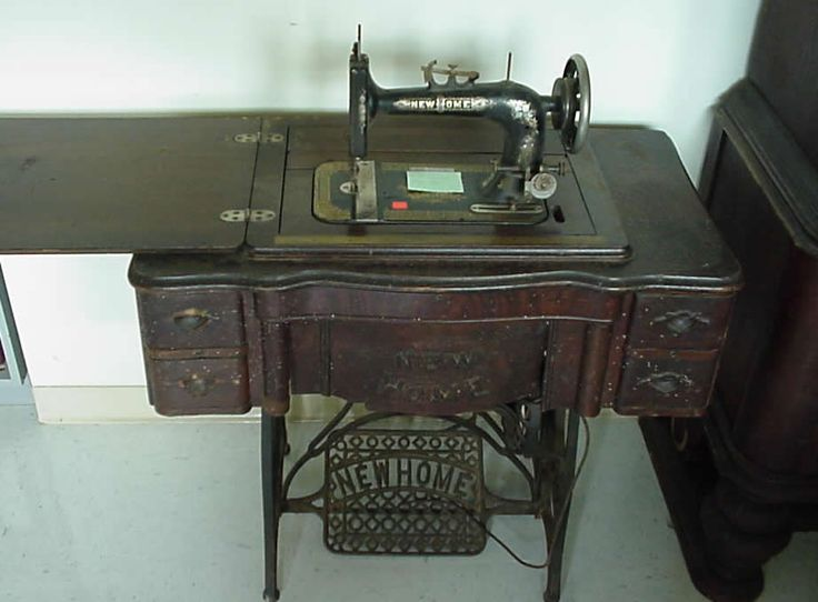 new home sewing machine company