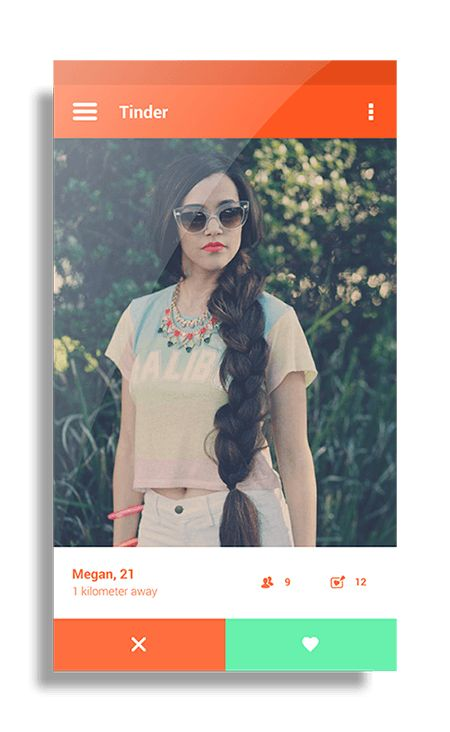 tinder material design - Google Search