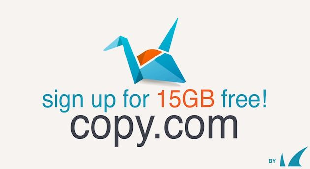 15 GB FREE On-Line Storage! WAHOO! I have dropbox and others, but this is the one I store all my BIG files (like video clips and such for my classes) on. Easy to use, which is a must for me. So happy to have found this. **The 5GB FREE SPACE is ending soon!** Get it while you can!