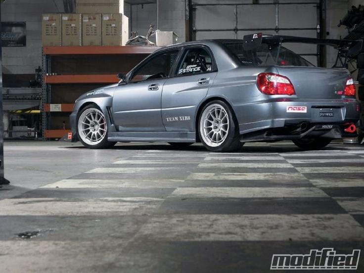 2009 wrx fender flares | Club Subaru 3R - Voir le sujet - Modified Magazine