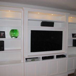 Custom Home Theater Entertainment Center Speaker Cabinets Design Ideas On Custommade Com