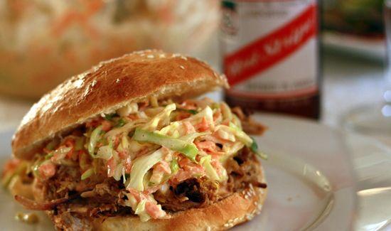 Gastromands Pulled Pork Burger