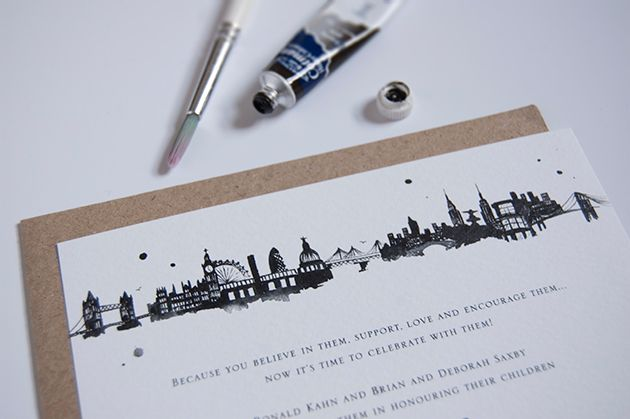 Unique Wedding Stationery By Gemma Milly | Bridal Musings#_a5y_p=2052881