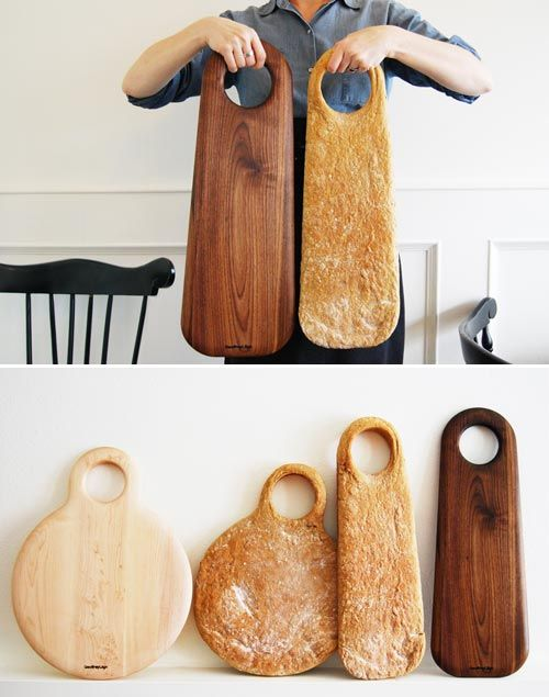 Geoffrey Lilge | wooden serving boards