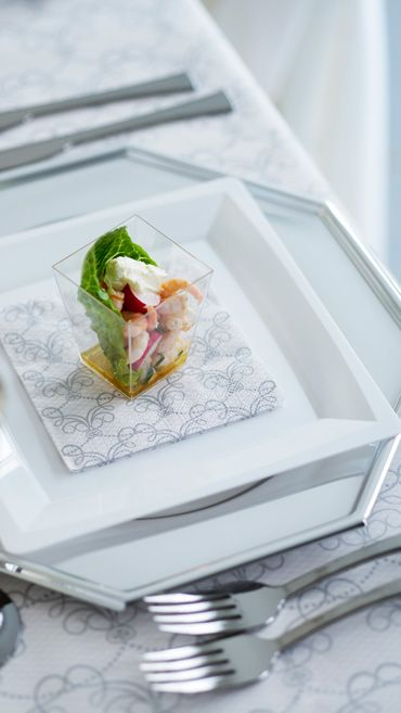 Winter and celebrating, Duni Amuse Bouche® is a perfect party starter.