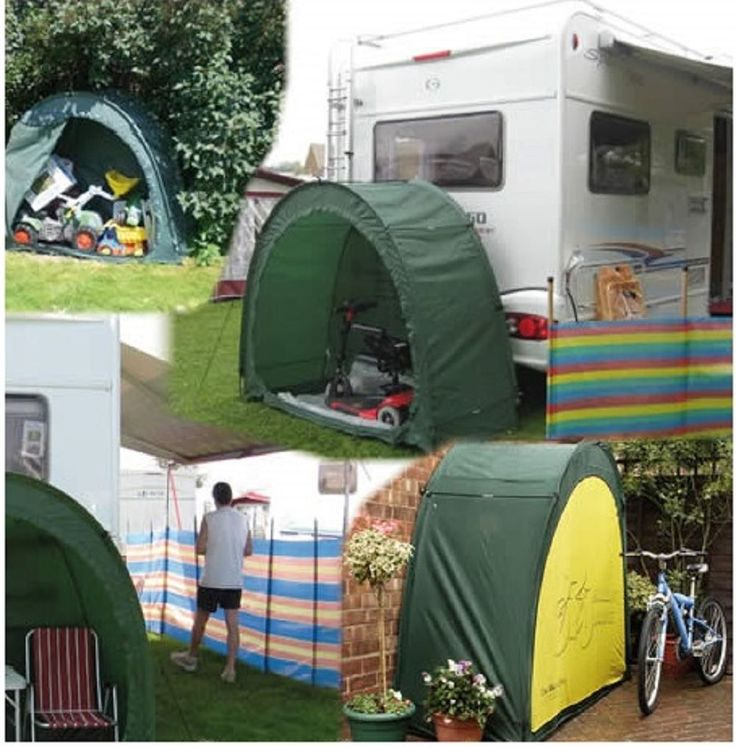 GARDEN TIDY TENT OUTDOOR BIKE STORAGE COVER SHED : bike cave tidy tent - memphite.com