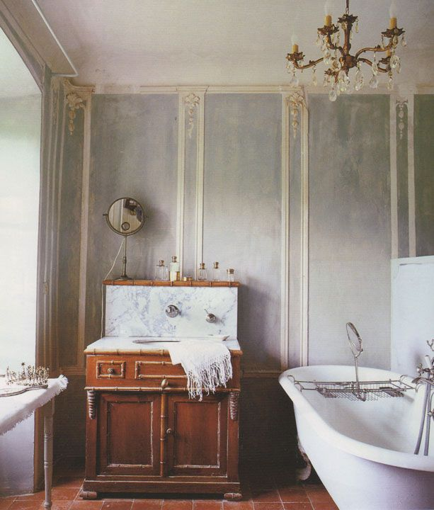 7 best images about wall molding on pinterest french for Old apartment decorating ideas
