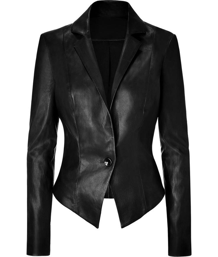 ZsaZsa Bellagio: leather