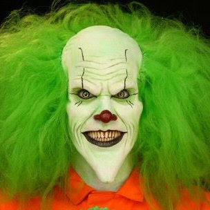 evil clown pictures - Bing Images