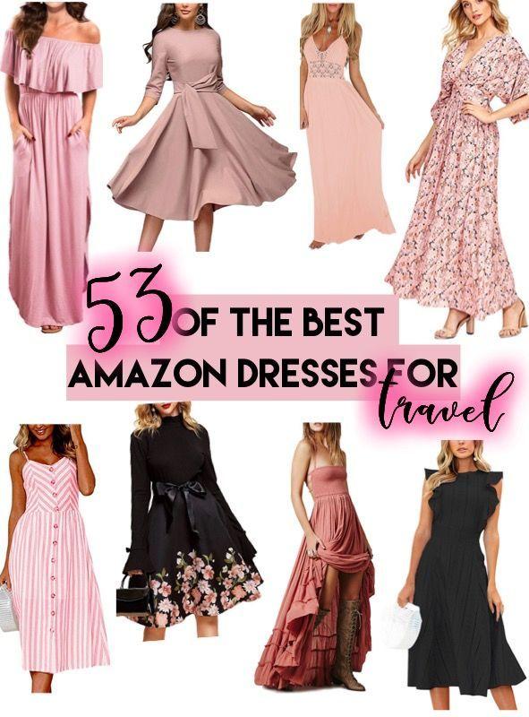 53 of the Best Amazon Dresses for Travel | Amazon dresses