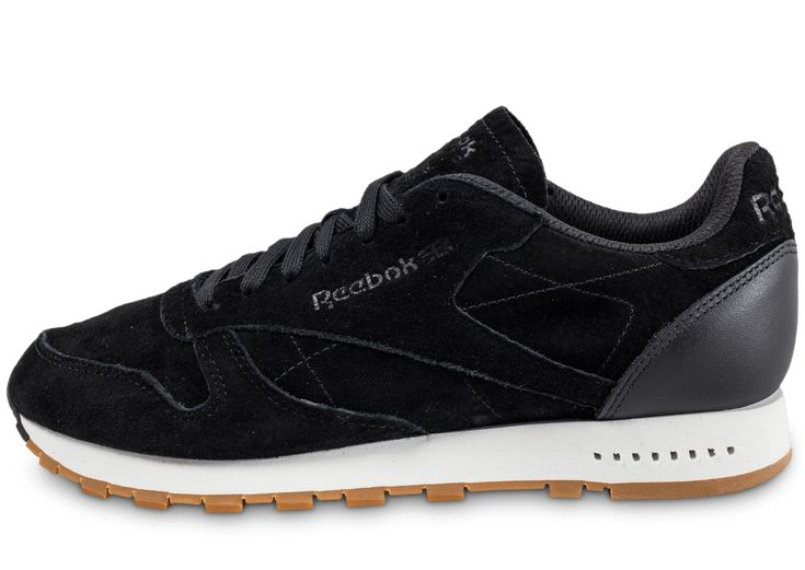 Reebok Classic Leather Sg Noire Baskets/Running Homme
