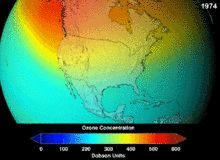 Ozone depletion - Wikipedia, the free encyclopedia