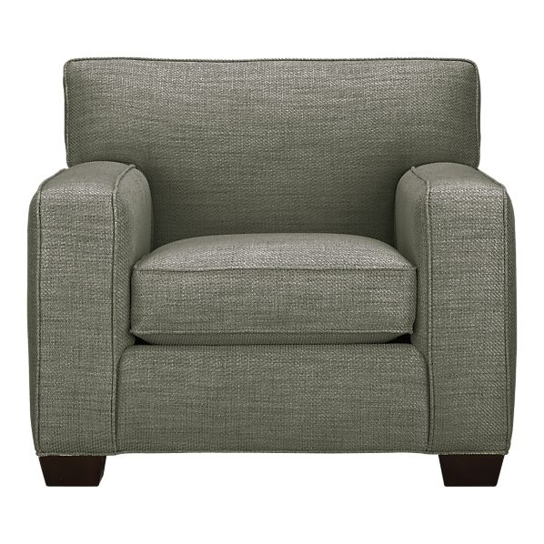 Crate Barrel Cameron Chair In Cloud 99900