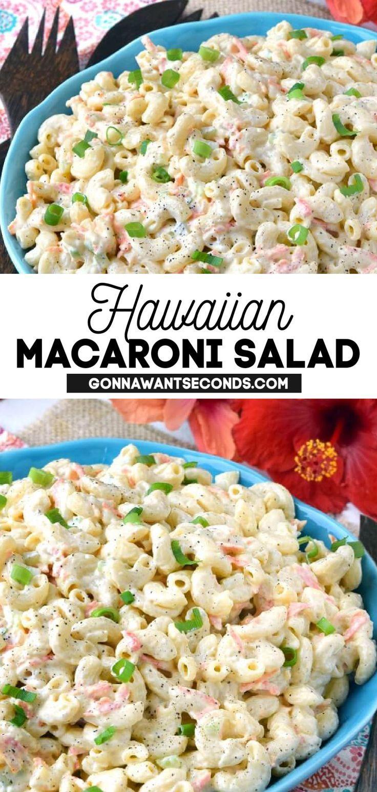 Recipe For Hawaiian Time Macaroni Salad