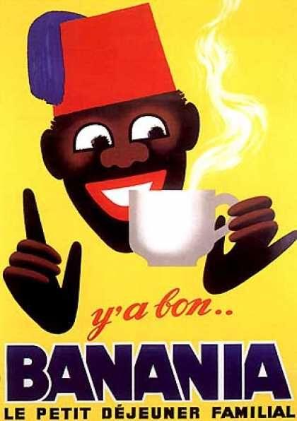 Banania by H. Morvan (1955)