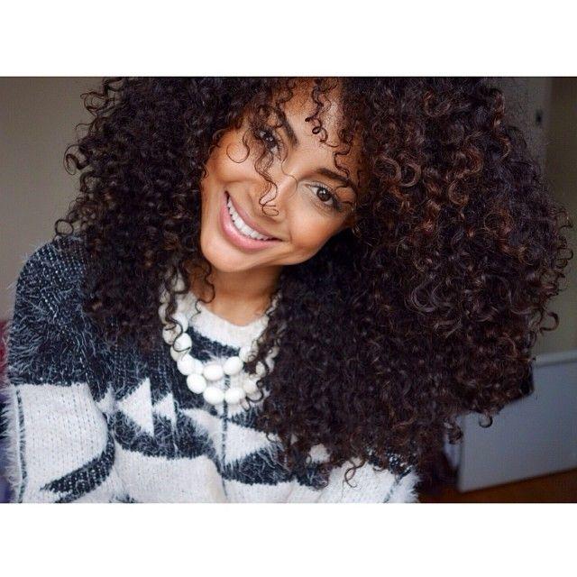 Bwatuwant Hair Gives Me Life Pinterest Curly Makeup