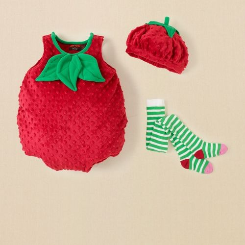 Strawberry Costume from The Childrens Place on shop.CatalogSpree.com, your personal digital mall.