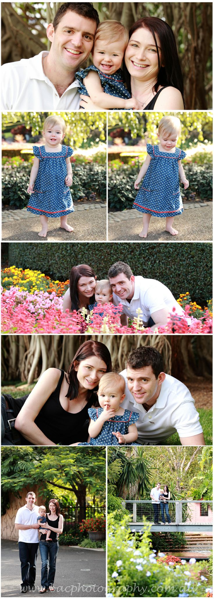 Outdoor Lifestyle Photography - Family time together - Roma St Parklands