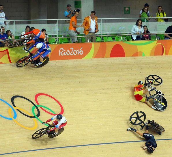 Omnium Track Rio Olympics 2016
