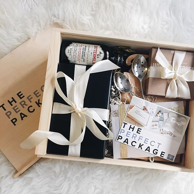 The holidays are a magical time, but when it comes to gift giving, it can also be stressful and expensive. The Perfect Package makes gift giving easie…