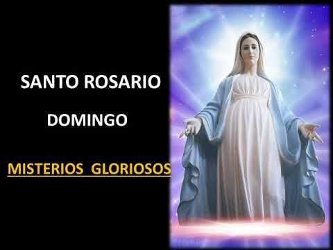 El Rincon de mi Espiritu: SANTO ROSARIO - DOMINGO - MISTERIOS GLORIOSOS