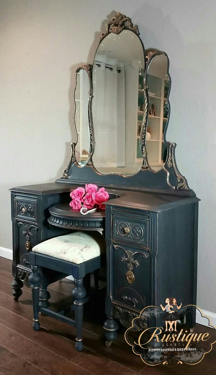 Painted Vanity Furniture: 1077 Best Decor: Repainted Furniture Inspirations Images