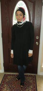 Hijab Fashion Night out