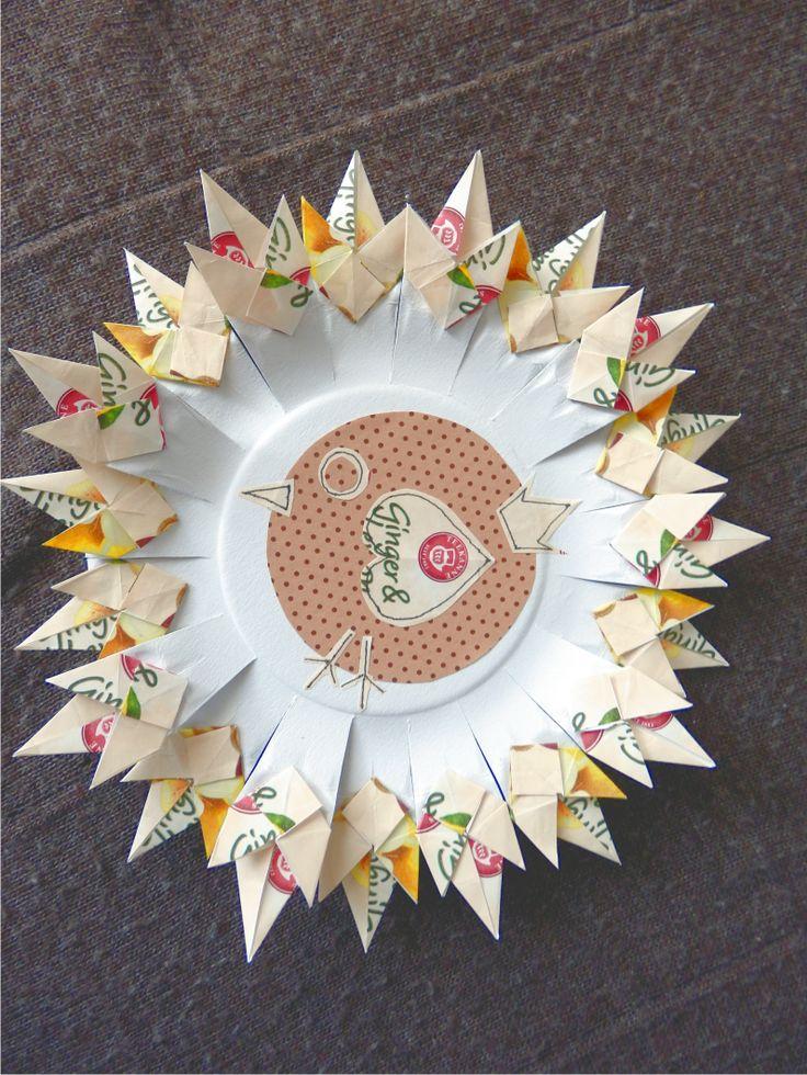 podzim - zázvorový čaj