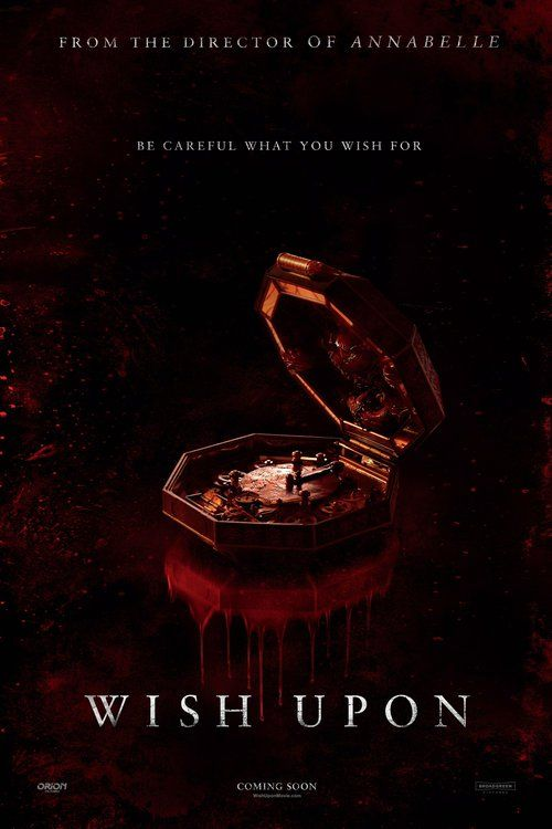 Watch Wish Upon (2017) Full Movie HD Free Download