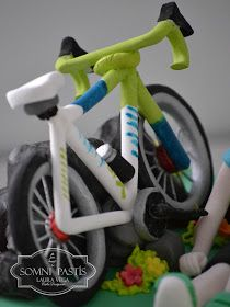Somni Pastís: Tarta ciclista