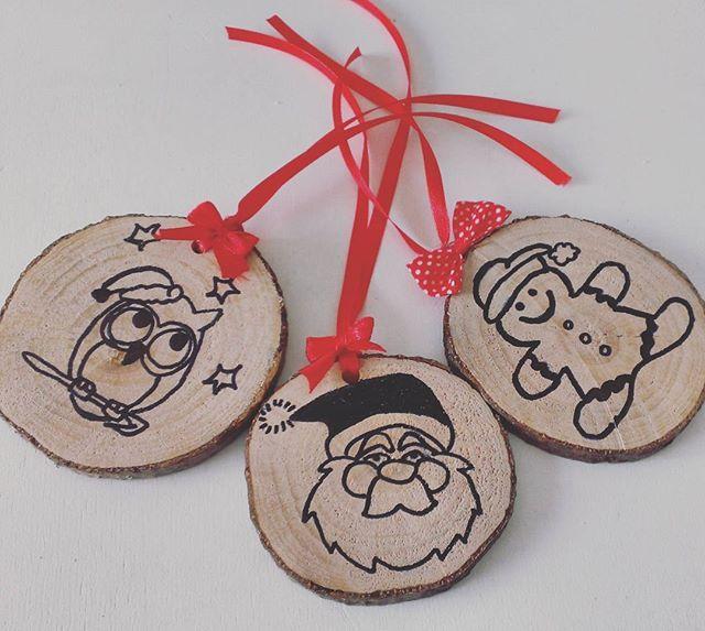 Decorazioni natalizie! 3x15€ #homemade #homemadewithlove #shoponline #instalike #instaitaly #instalove #lovely #decorazioni #decorazioninatalizie #picofday #italia #italy #madeinitaly #like4like #follow4follow #mylove #mylife #myjob